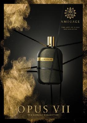 Library Collection Amouage – Opus VII