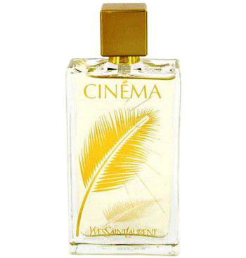 Cinema Scenario Dete Yves Saint Laurent духи купить парфюм Cinema