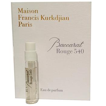 Baccarat Rouge 540 Maison Francis Kurkdjian духи купить парфюм