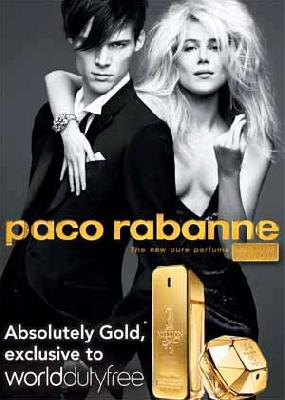 Долгожданная премьера от Paco Rabanne - Absolutely Gold Editions