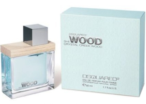 She Wood Crystal Creek Wood от DSquared2