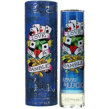 Love & Luck For Men Ed Hardy