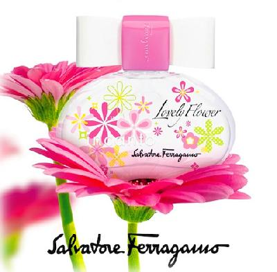 Новый аромат от Salvatore Ferragamo - Incanto Lovely Flower