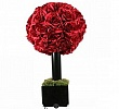 Diffuser Tree 90 sm Red Rose cube noir Herve Gambs Paris
