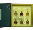 A Selection of Six Fragrances Floris