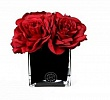 Big Diffuseur de Roses Red & Cube noir Herve Gambs Paris